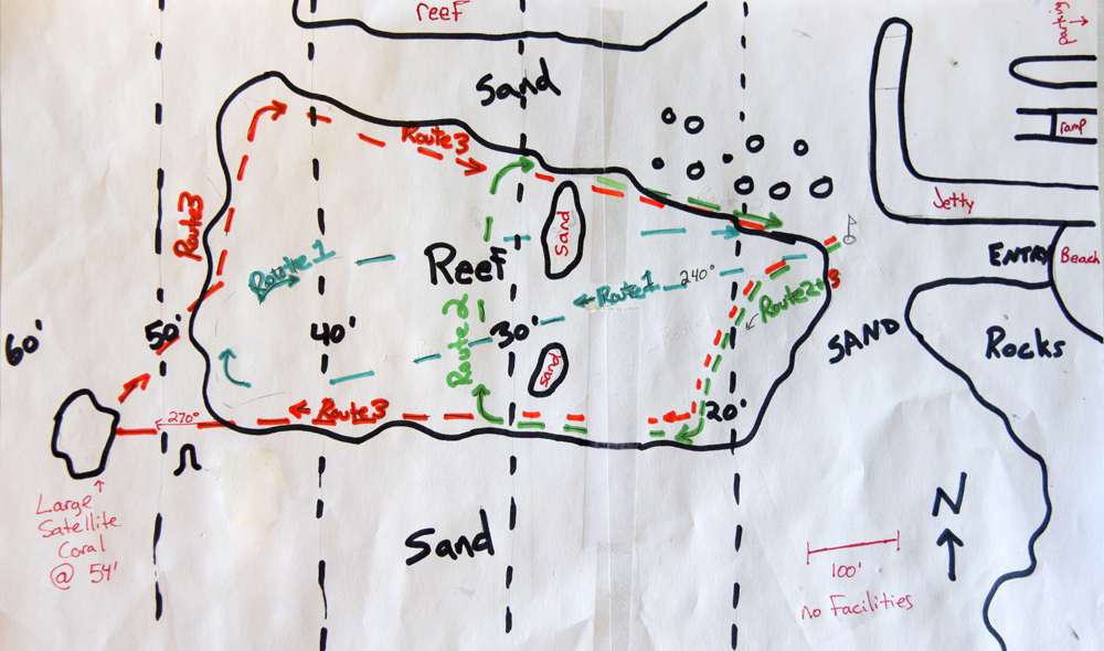 kihei boat ramp map